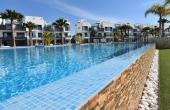 200-0434, Stylish, Modern, Luxury Two Bedroom Apartment With Huge Rooftop Solarium in Guardamar Del Segura.