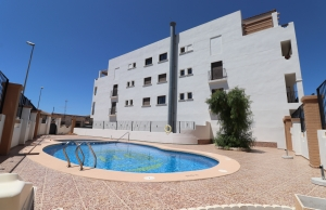 200-1281, Two Bedroom, First Floor Apartment In Formentera Del Segura.