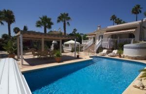 Ref:100-2190-Three Bedroom Detached Villa In Pueblo Bravo, Ciudad Quesada.-Alicante-Spain-Villa-Resale