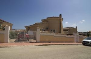 Ref:100-2192-Two Bedroom, Detached Villa In La Marquesa, Ciudad Quesada.-Alicante-Spain-Villa-Resale