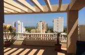 200-0047, Fantastic, Two Bedroom Penthouse Apartment With Wrap Around Sun Terrace & Solarium With Great Sea Views In Guardamar Del Segura.