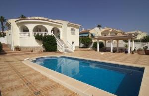 Ref:100-2193-Three Bedroom Detached Villa In la Fiesta, Ciudad Quesada.-Alicante-Spain-Villa-Resale