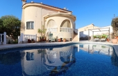 200-0447, Lovely, Spacious, Four Bedroom, South Facing Detached Villa With Private Pool & Guest Apartment In Benimar, Rojales.