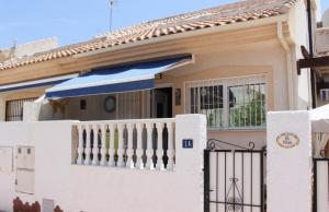 200-1337, Three Bedroom Semi-Detached Villa In Ciudad Quesada.