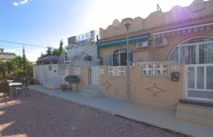 Ref:100-2196-Two Bedroom Townhouse in San Luis, Torrevieja-Alicante-Spain-Townhouse-Resale