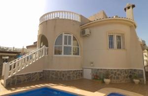 Ref:100-2197-Two Bedroom Detached Villa In Ciudad Quesada.-Alicante-Spain-Villa-Resale