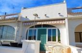 200-0056, Charming, 2/3 Bedroom Bungalow With South Facing Sun Terrace & Distant Sea Views In Ciudad Quesada.