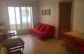 200-0062, Lovely, Modern, Two Bedroom Second Floor Apartment With Sun Terrace In Formentera Del Segura