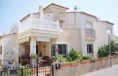 200-0073, Terrific, Spacious, South Facing Three Bedroom Villa With Solarium In Montebello, Algorfa.
