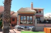 200-0085, Beautiful, Stylish, Luxury Three Bedroom Detached Villa With Private Pool  & Fantastic Golf Views On La Finca, Algorfa.