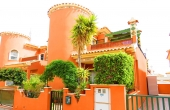 200-0088, Fabulous, Stylish & Spacious Three Bedroom Detached Villa With A Wonderful Solarium In Playa Flamenca.