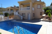 200-0092, Fabulous, Spacious Three Bedroom Detached Villa With Private Pool & Guest Annexe In Benimar.