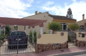 200-0093, Lovely,  Two Bedroom Detached Villa With Private Pool & Fabulous Sun Terrace Near La Marquesa Golf, Ciudad Quesada.
